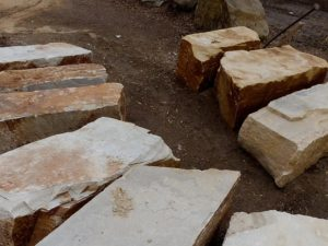 Hardscaping Rock Available