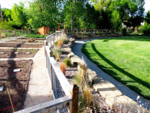 Rolland Moore Community Garden - Fort Collins